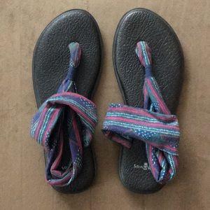 Sanuk woman's sandals